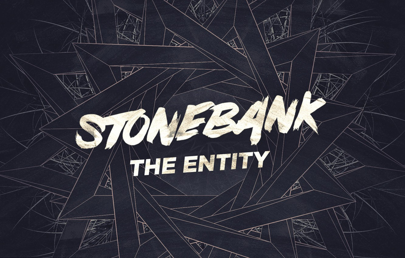 Photo wallpaper Music, Cover, Monstercat, Stone Bank, The Entity