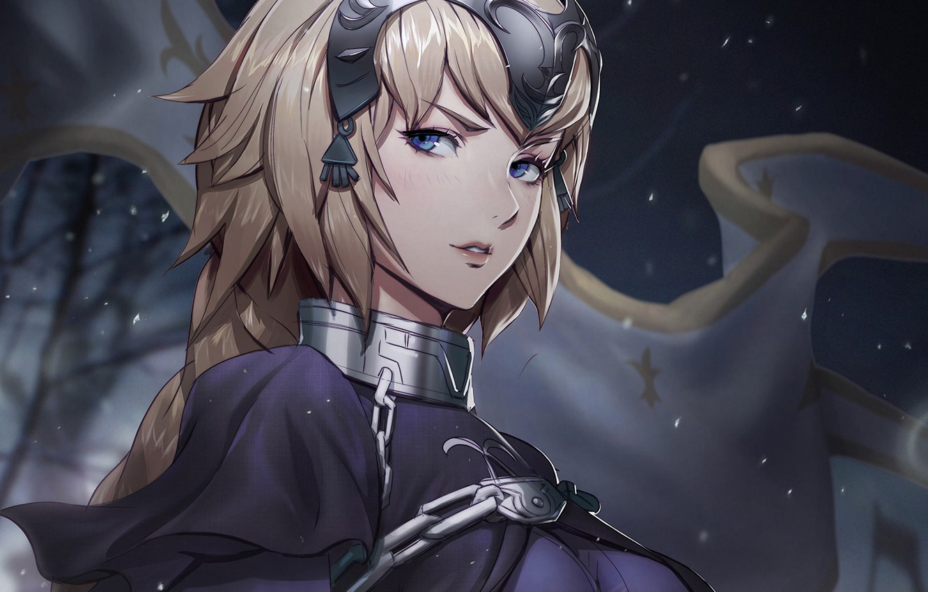 Photo wallpaper look, girl, Fate / Grand Order, The destiny of a great campaign