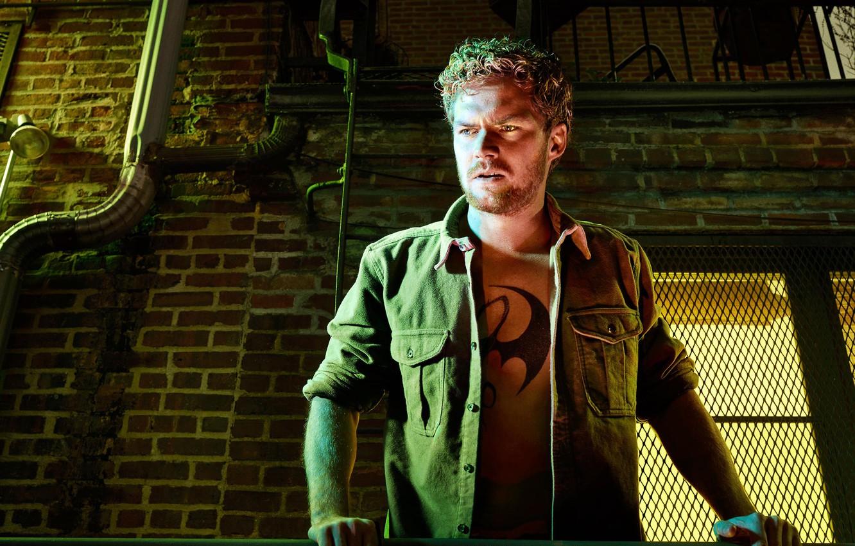Photo wallpaper Marvel, Netflix, Iron fist, Iron Fist, The Defenders, Zashitniki, Find Jones, Finn Jones