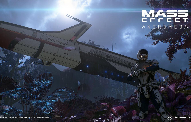 Wallpaper Ship Planet The Suit Electronic Arts Tempest