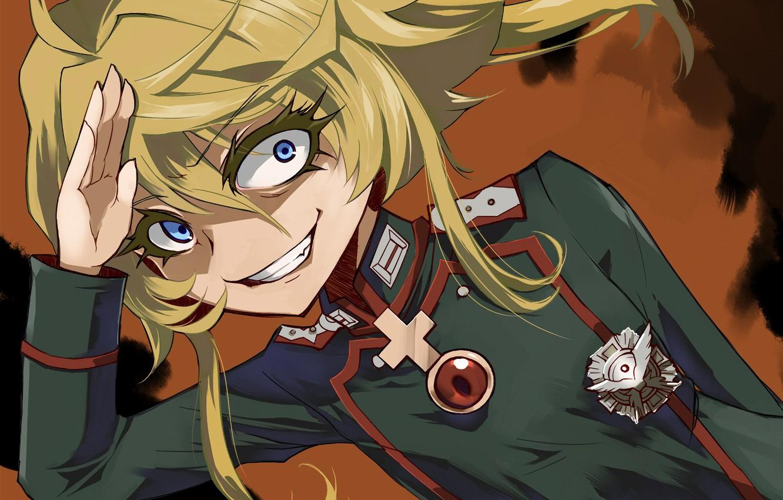 Photo Wallpaper Girl Gun Sol R Military Weapon War Anime