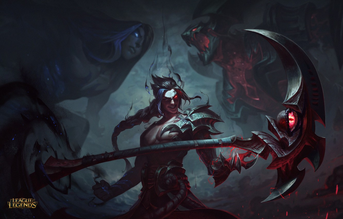 Wallpaper Lol League Of Legends Leagueoflegends Images For