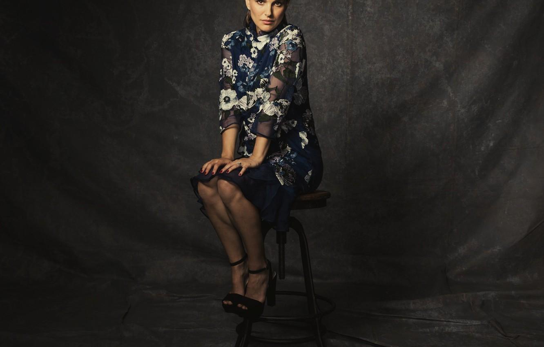 Photo wallpaper actress, Natalie Portman, Natalie Portman, photoshoot, promo, 2016, TIFF, Planetarium