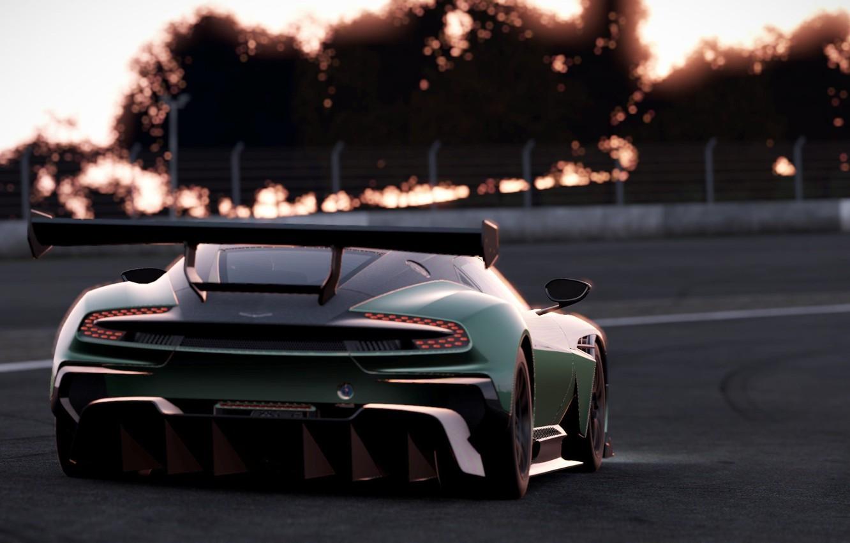 Photo wallpaper car, game, race, speed, asphalt, Forza Motorsport, Forza Motorsport 7