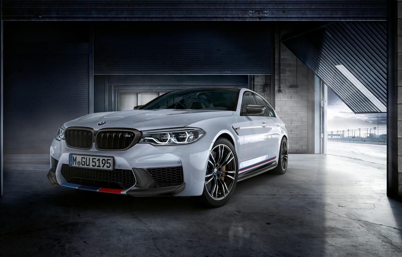 Photo wallpaper 2018, BMW M5, M Performance