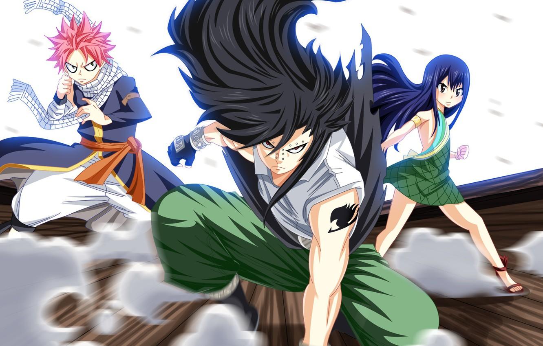 Wallpaper Game Anime Fairy Dragon Manga Wendy Japanese