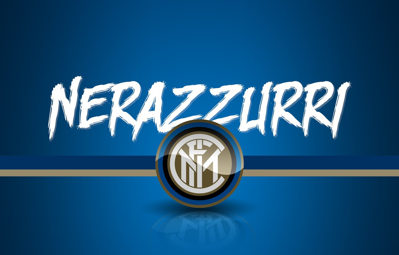 Wallpaper Wallpaper Sport Logo Football Inter Milan Nerazzurri Serie A Images For Desktop Section Sport Download