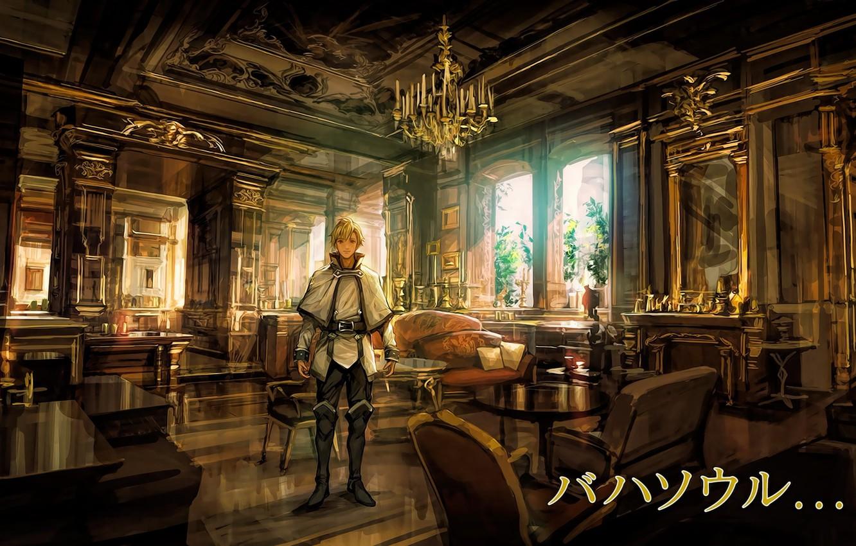 Photo wallpaper anime, manga, japanese, sugoi, by sanoboss, Shingeki no Bahamut, Shingeki no Bahamut: Virgin Soul