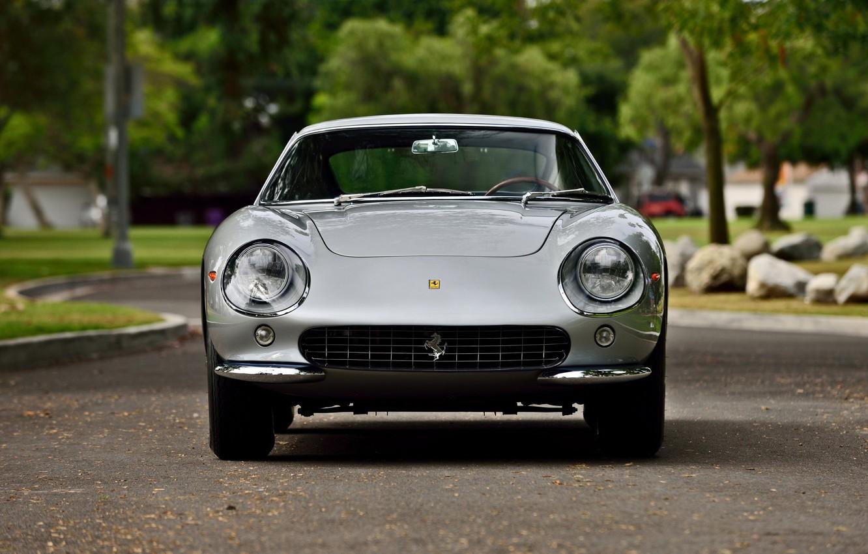 Photo wallpaper Italy, 1964, Ferrari 275 GTB, old classic car