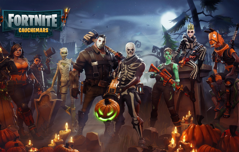 Wallpaper Warriors Fortnite Epic Games Images For Desktop Section Igry Download