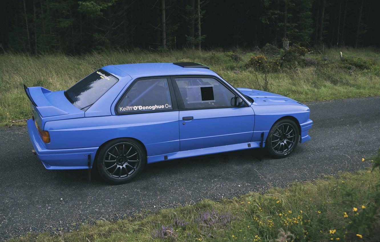 Photo wallpaper bmw, BMW, e30