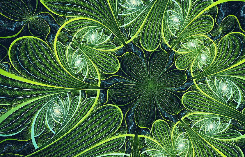 Photo wallpaper texture, spring, art, fractal, Jan Jämsén, Fractal artworks 2017