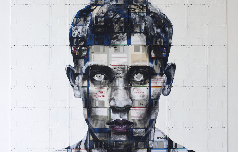 Photo wallpaper guy, Nick Gentry, NEXT GENERATION