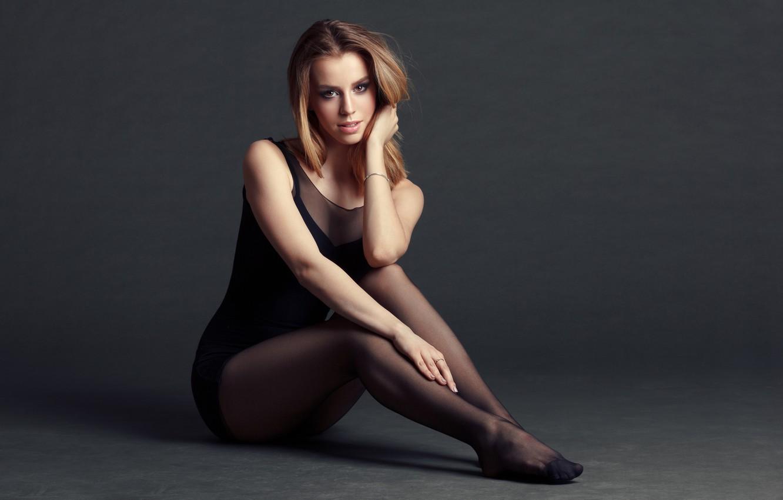 Photo wallpaper legs, sponge, the beauty, Lisa, Evgeniy Bulatov