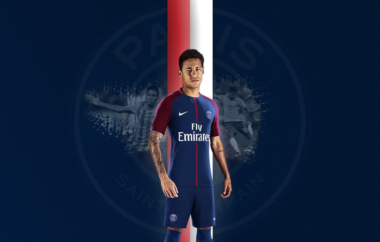 Wallpaper Wallpaper Sport Football Player Neymar Paris Saint