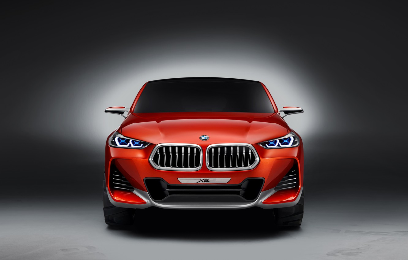 Photo wallpaper Concept, BMW, 2018