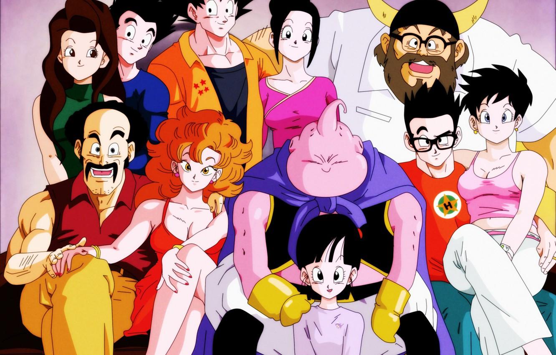 Photo wallpaper DBS, game, anime, asian, manga, Dragon Ball, Dragon Ball Super, japonese