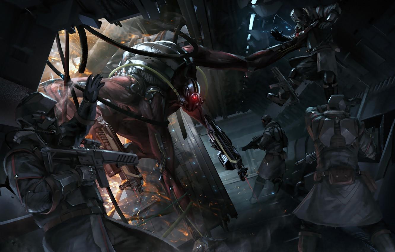 Fantasy Sci Fi Digital Art