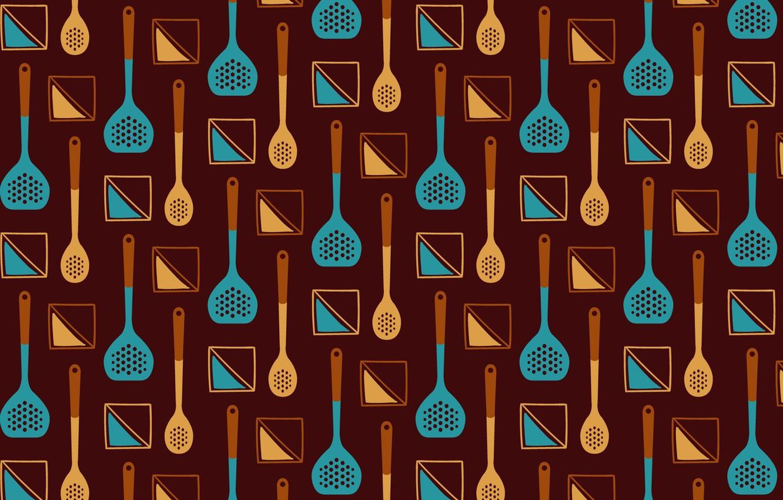 Photo wallpaper background, texture, kitchen