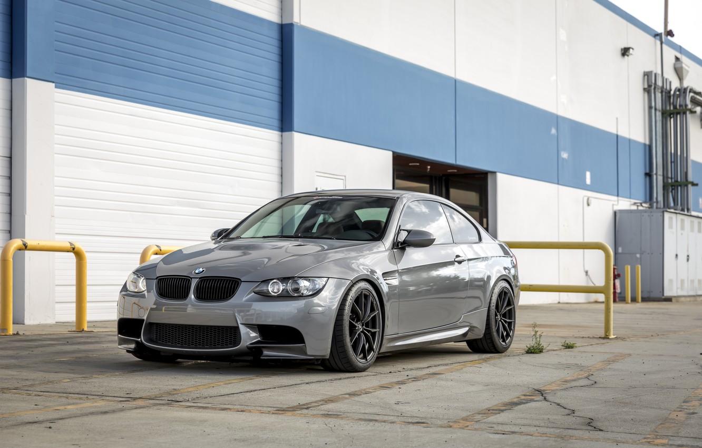 "Photo wallpaper BMW, Carbon, E92, 108, Graphite, V-FF, 18"""