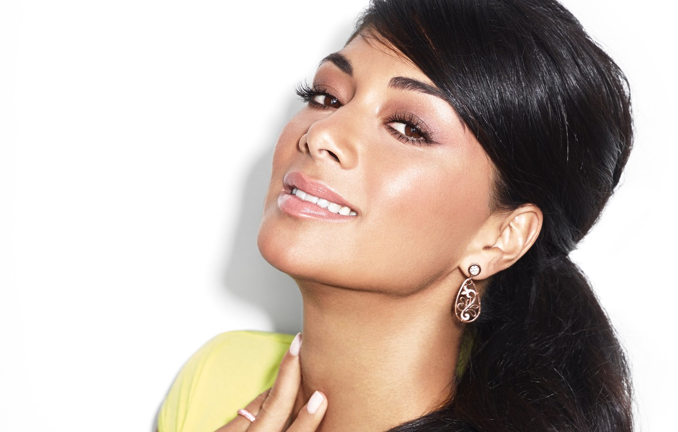 Photo wallpaper Nicole Scherzinger, singer, celebrity