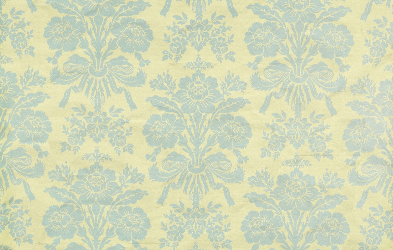 Photo wallpaper pattern, ornament, vintage, texture, background, pattern, paper