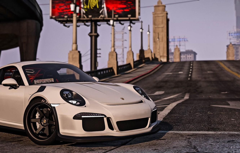 Wallpaper Porsche 911 Gta Gt3 Rs Grand Theft Auto V Images For