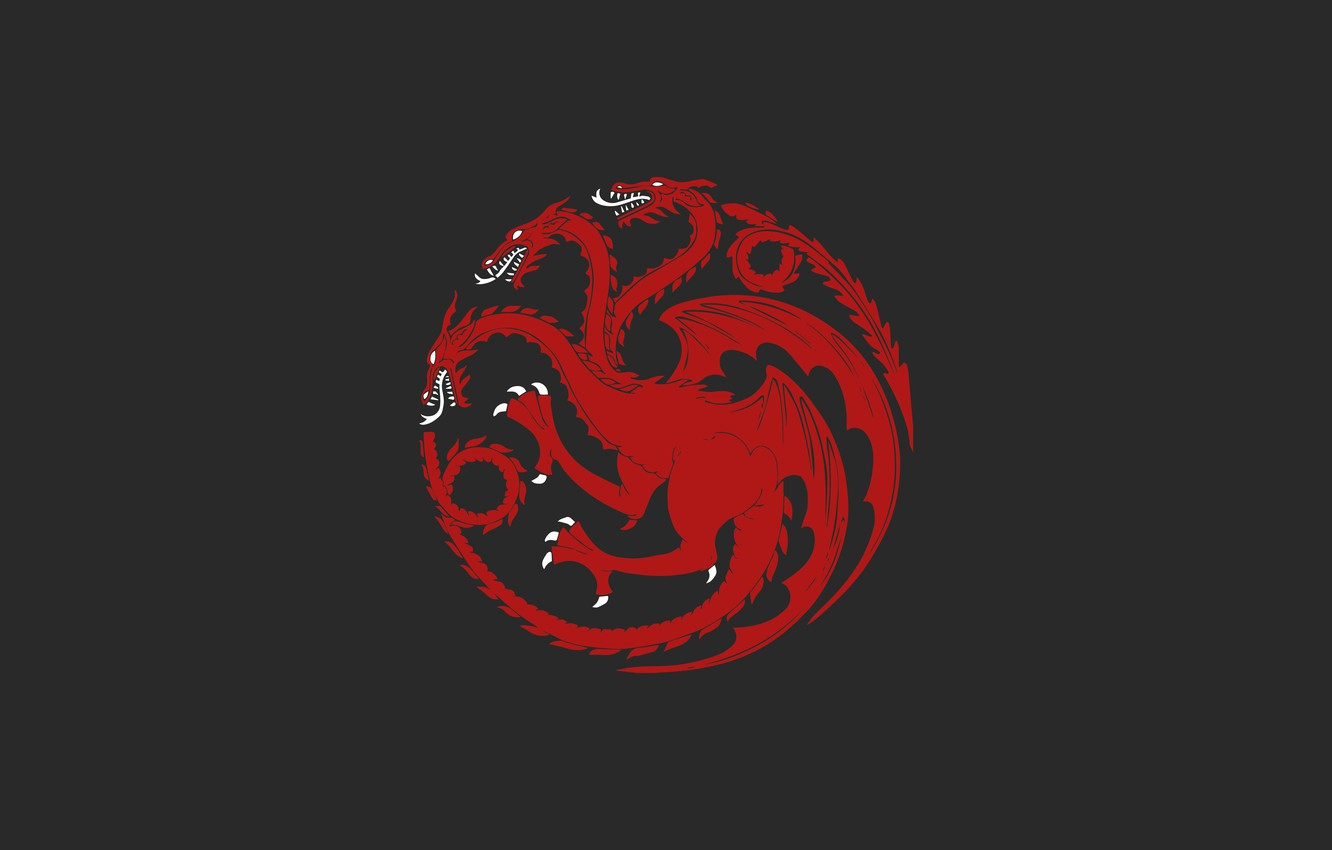 Photo wallpaper Leo, book, the series, coat of arms, A Song of Ice and Fire, game of …