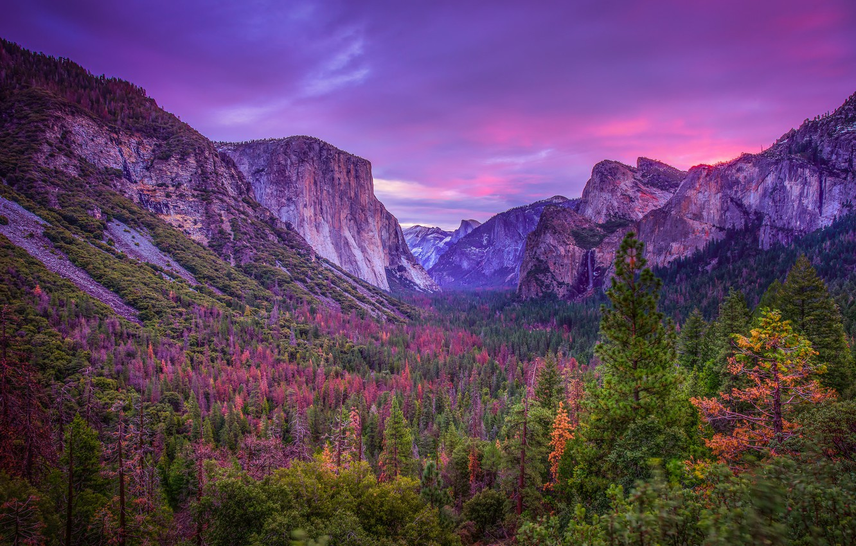 Wallpaper Landscape Nature Purple Sunset Images For Desktop Section Pejzazhi Download