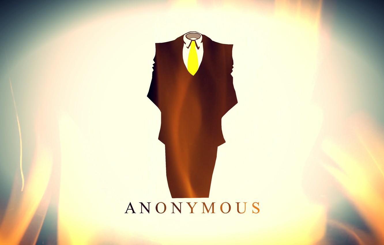 Photo wallpaper Anonymous, costume, MeSeenDev, ANONYMOUS