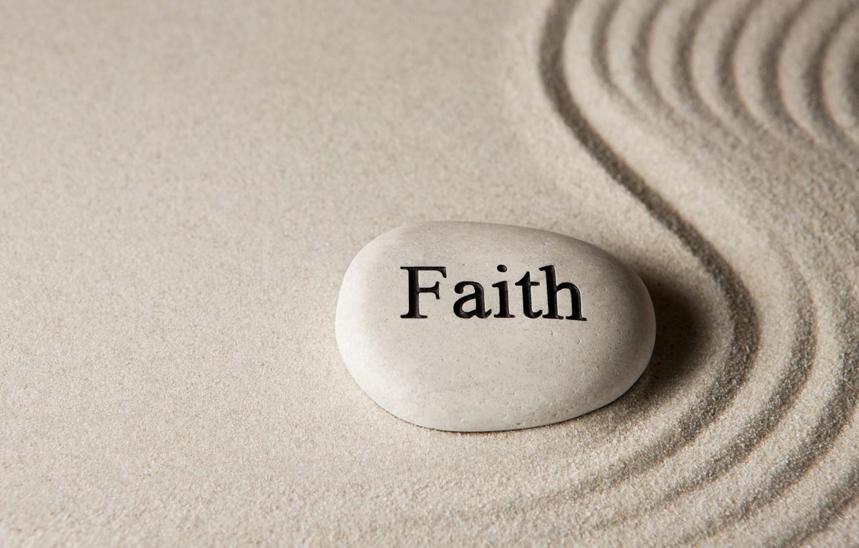 Photo wallpaper sand, stone, stone, sand, faith, zen