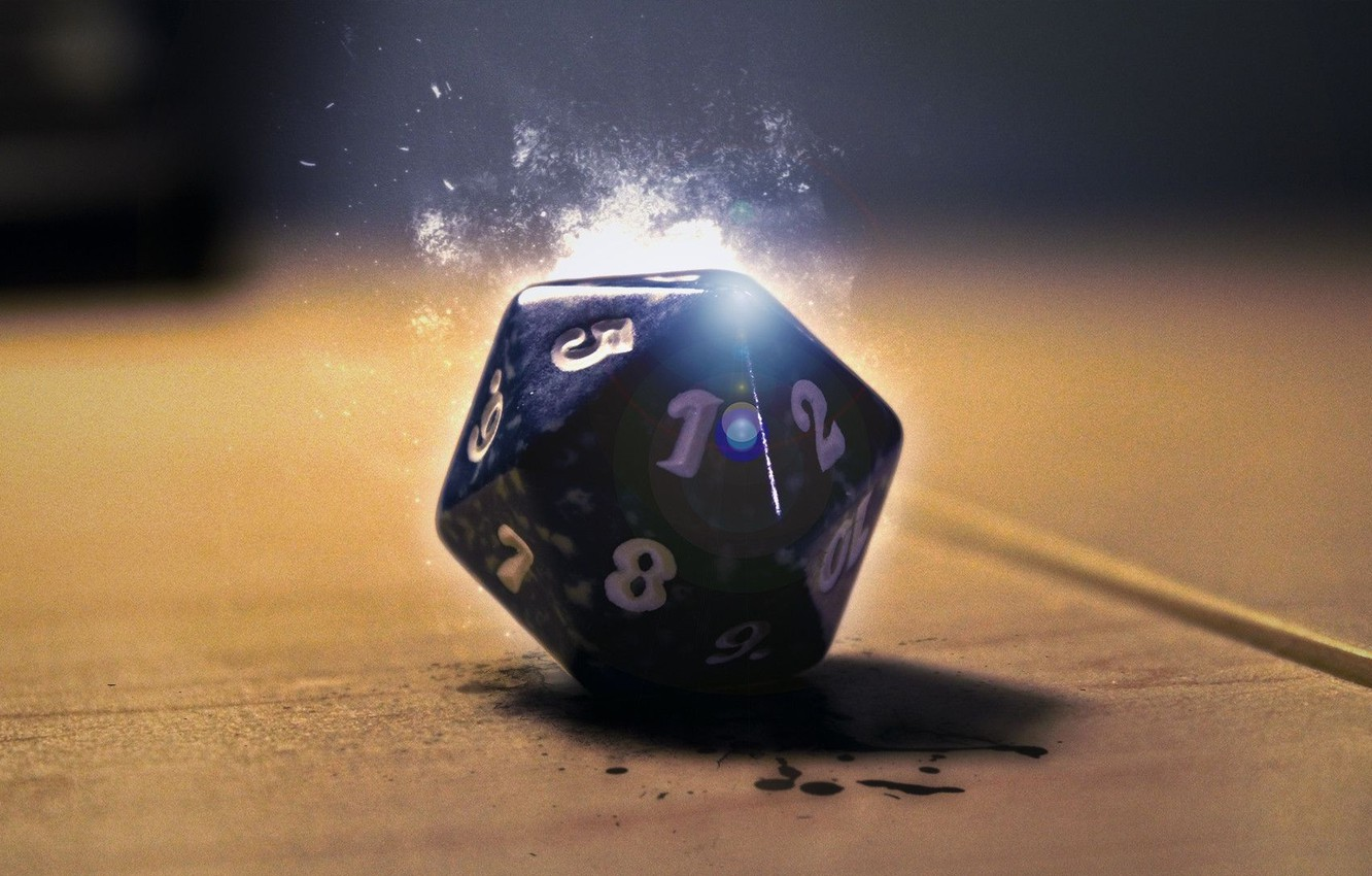 Wallpaper Dungeons Dragons Dice Roll Role Playing D D