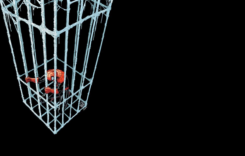 Photo wallpaper cell, comic, Marvel Comics, Superior Spider-Man, Antihero, Perfect Spider-Man, Otta Octavius, the pangs of conscience