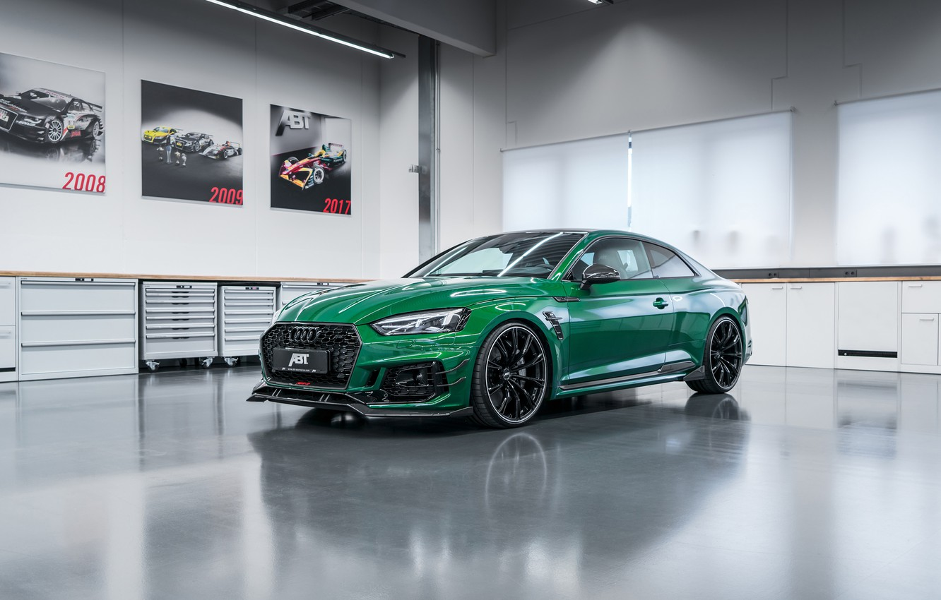 Photo wallpaper Audi, RS5, Coupe, tuning, 2018, ABBOT, RS5-R, RS 5