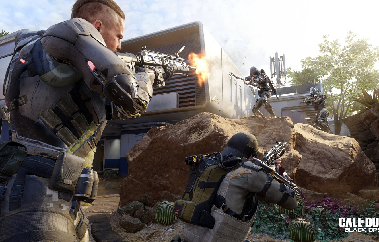 Wallpaper War Soldiers Call Of Duty Black Ops 3 Images For