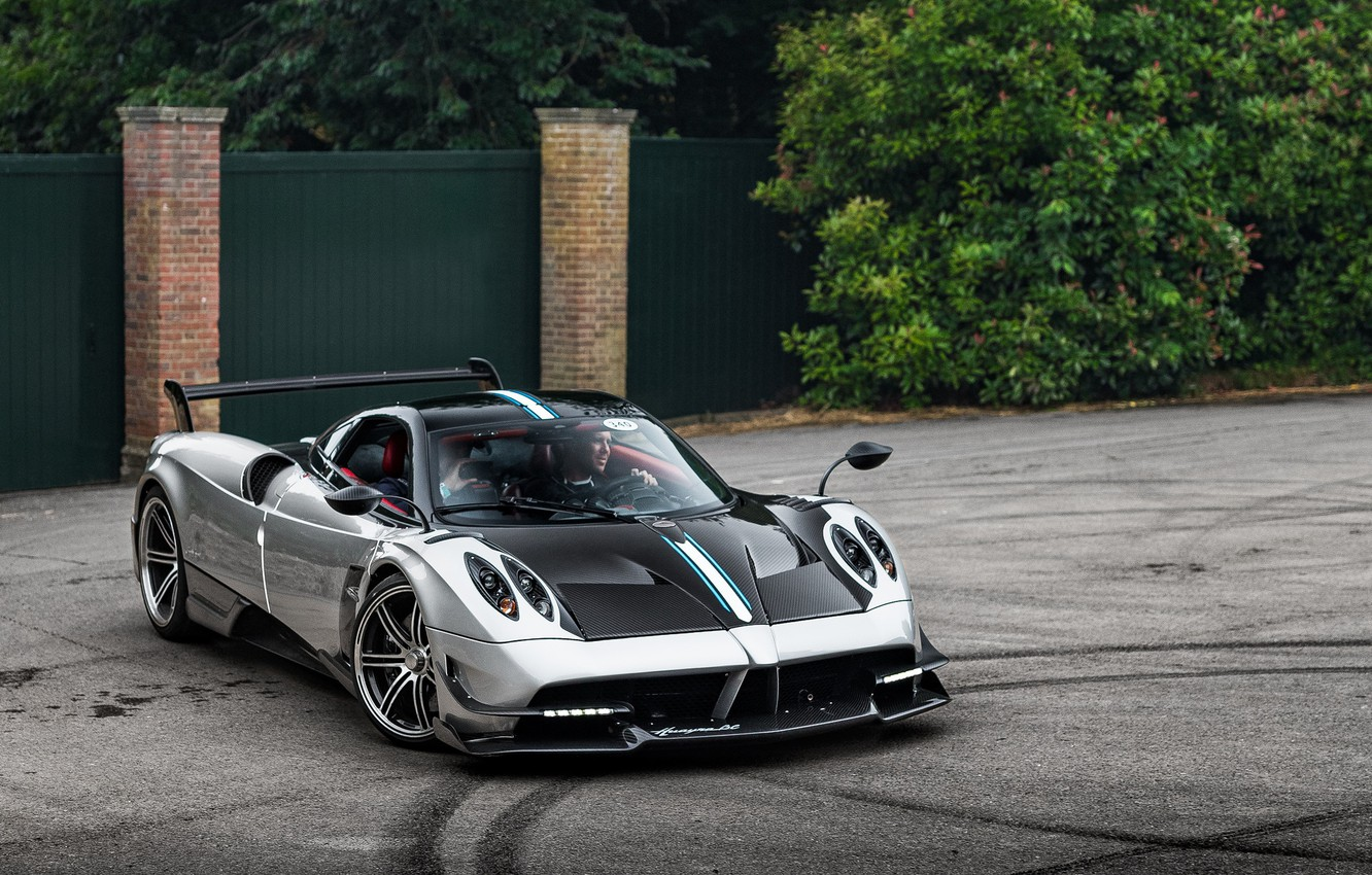 Photo wallpaper hypercar, Huayr To Pagani, Pagani huayr BC