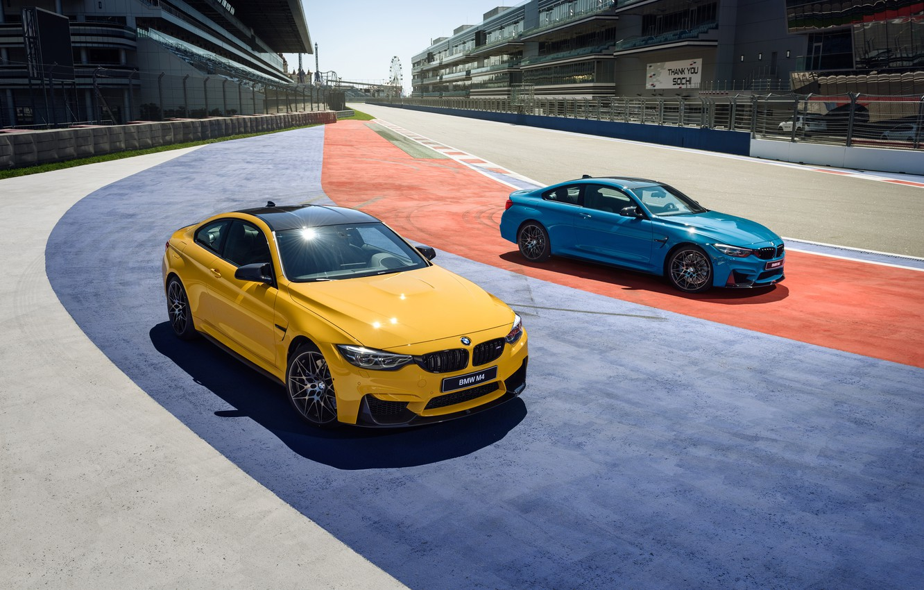 Photo wallpaper coupe, BMW, Coupe, F82, VbV