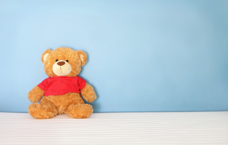 Photo wallpaper toy, bear, bear, bear, teddy