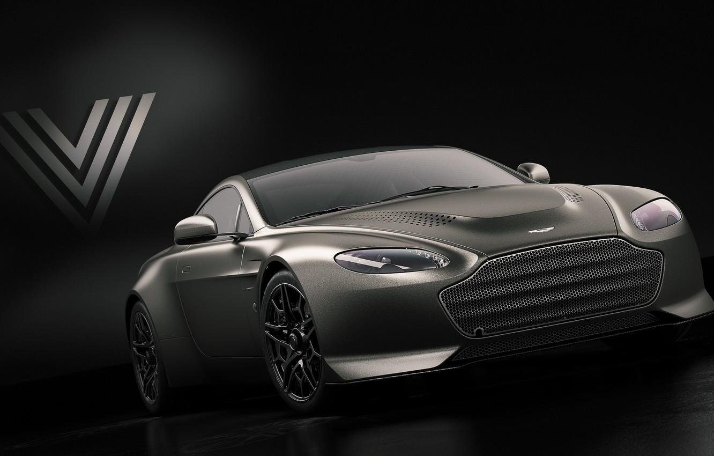 Photo wallpaper Aston Martin, Vantage, V12, 2018, V600