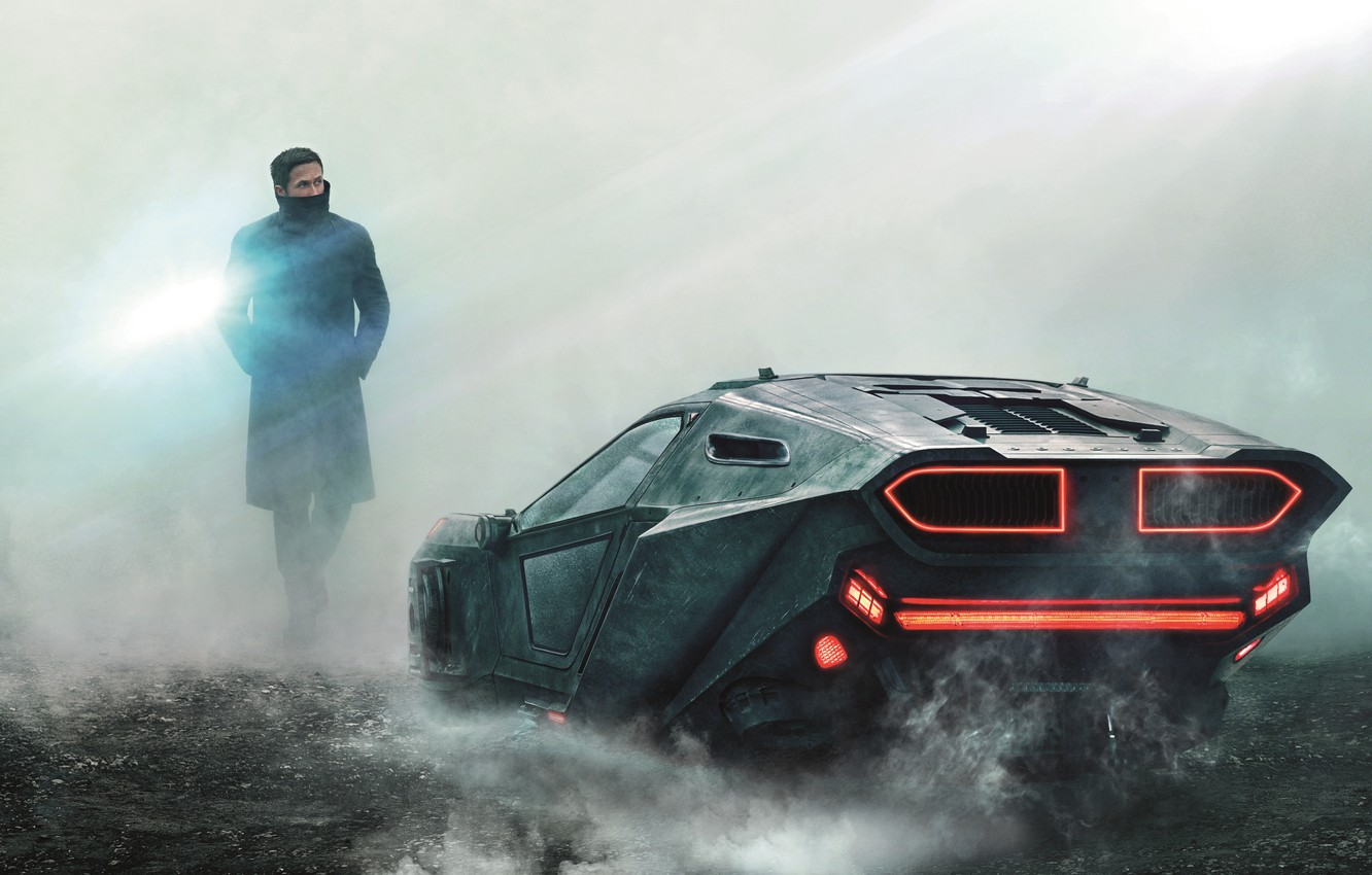 Wallpaper Car Movie Ryan Gosling Blade Runner 2049 Images