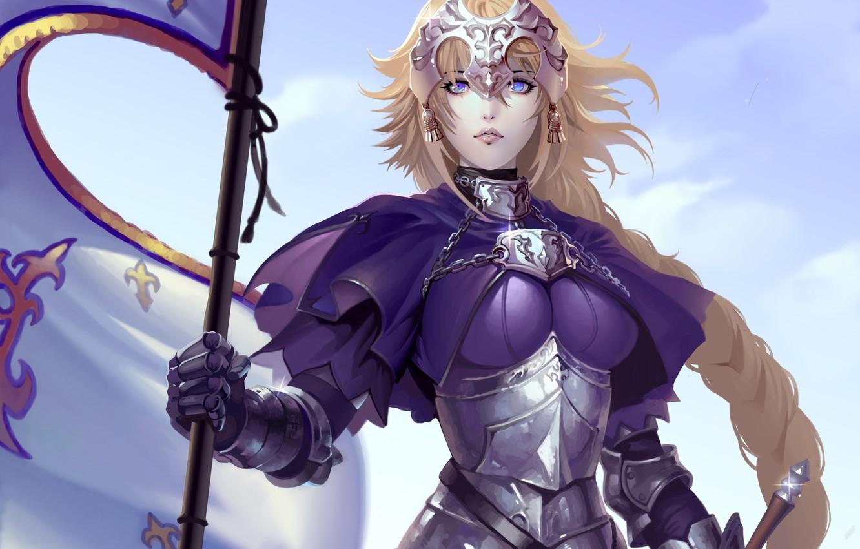 Photo wallpaper anime, art, Fate/Grand Order
