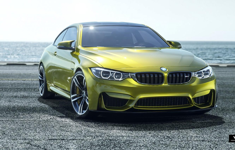 Photo wallpaper CGI, BMW M4, Vedat Afuzi Design