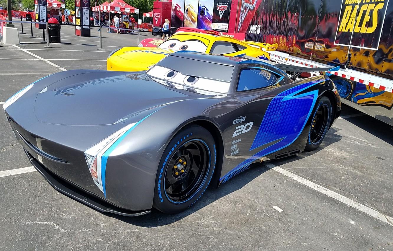 Wallpaper car, cinema, Disney, Pixar, Cars, race, speed ...