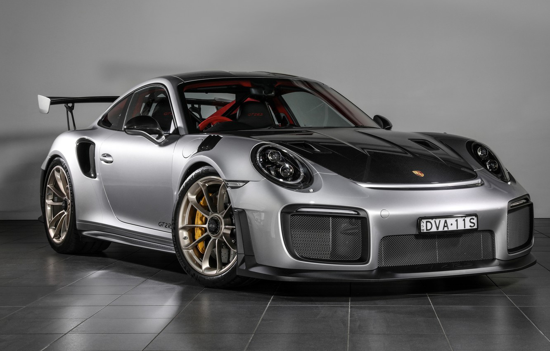 Wallpaper 911, Porsche, 2018, GT2 RS images for desktop, section porsche - download