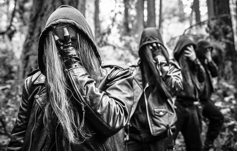 Photo wallpaper United States, Black Metal, Portland/Oregon, Uada