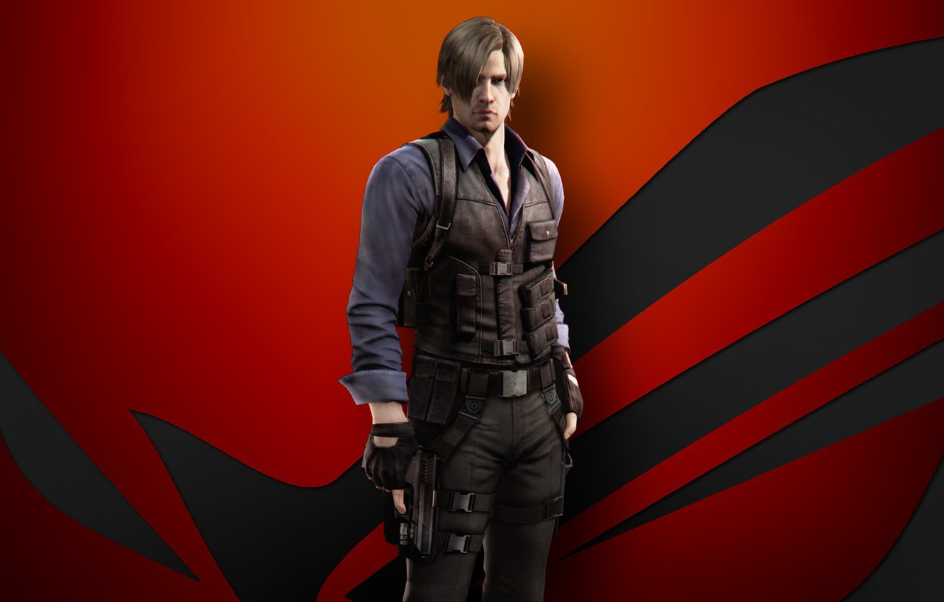 Wallpaper Gun Pistol Game Weapon Resident Evil Man Rogue
