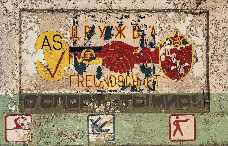 Photo wallpaper sport, the world, friendship, doping