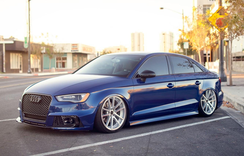 Photo wallpaper design, Audi, Audi, car
