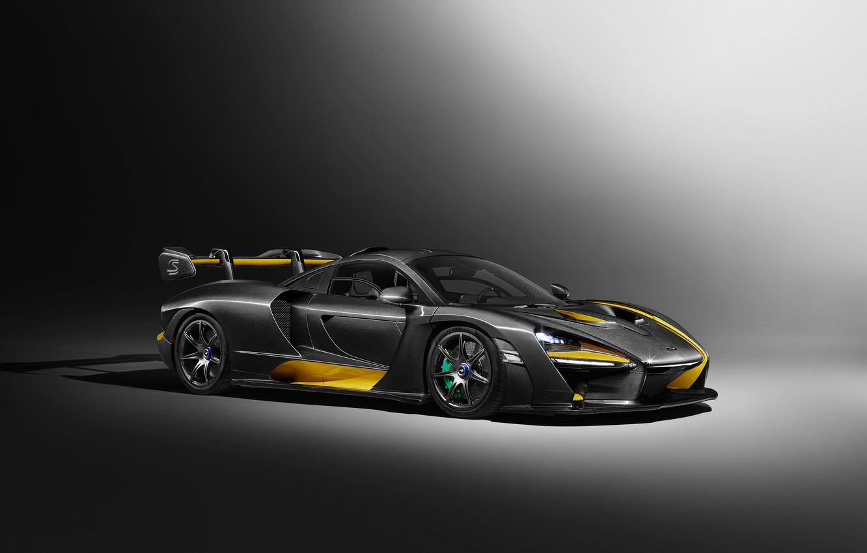 Photo wallpaper background, McLaren, supercar, McLaren, Senna, MSO, backgound