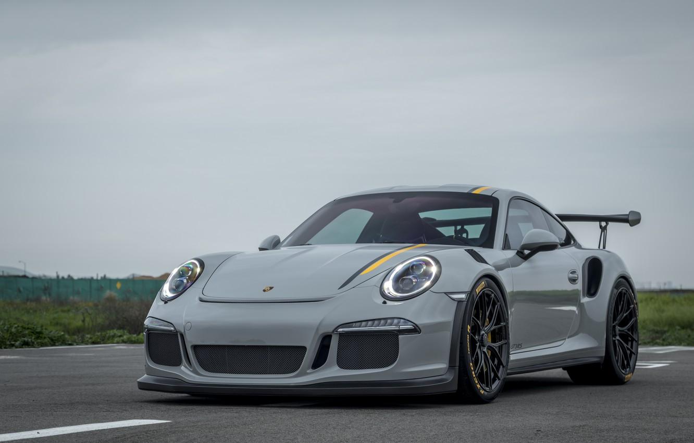 Photo wallpaper 911, Porsche, GT3, VAG
